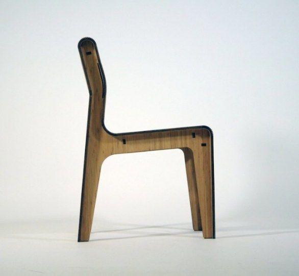 su Passione Design - Dal Salone del Mobile 2013 le sedie matrix di Cromobox