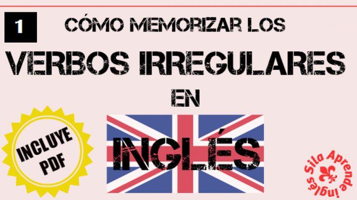 verbos irregulares 1
