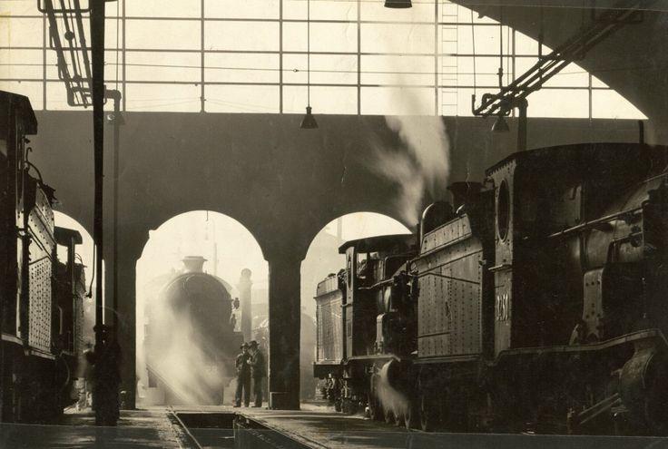 Eveleigh Railway Depot