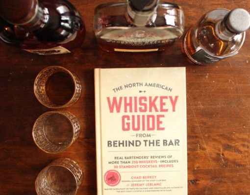 Whiskey Guide from Behind the Bar- Drink more than just coke with your whiskey, find a ton of recipes in this whiskey guide book.  http://shopfor20.com/product/whiskey-guide-from-behind-the-bar/