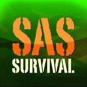 SAS Survival App - Everyone should have this (and the book too) on their phones.  Everything you need to know in order to survive in any situation with illustrations for things such as creating different types of knots to what types of plants you can and cannot eat to first aid and even how to hunt using simple tools and also how to make shelters and fires.