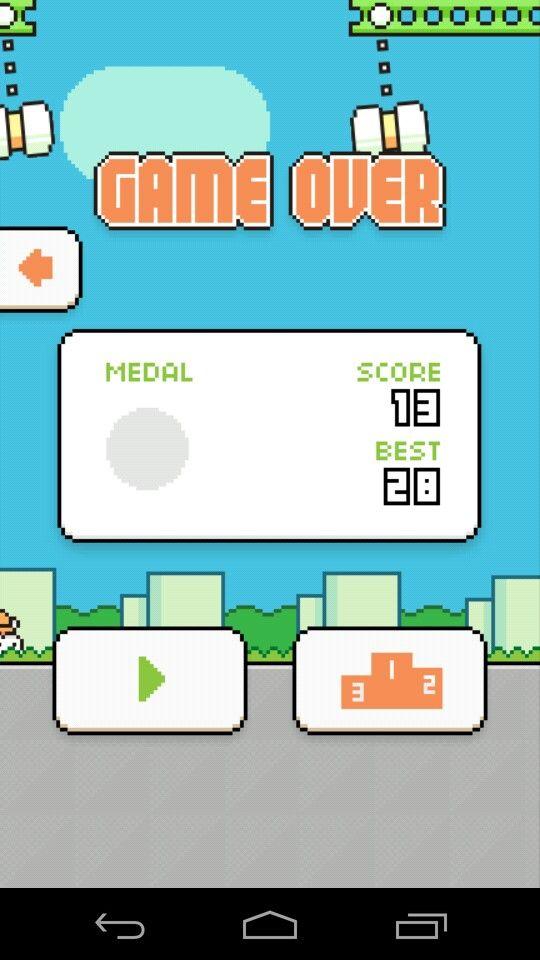 My third high score