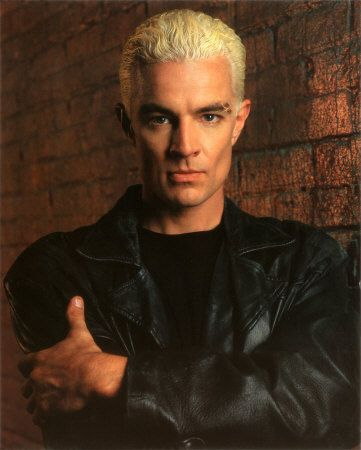 Day 6 of my 31 days of the best Vampires. Today is Spike in Buffy the Vampire Slayer played by James Marsters in 1997.