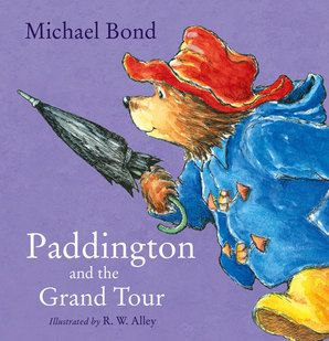 With his suitcase packed full of marmalade sandwiches and Mrs Bird's umbrella (in case it rains), Paddington sets out for a day of sightseeing with his friend, Mr Gruber. How can he know that the tourists will think he's their tour guide? And how is he to guess that they will follow him everywhere?