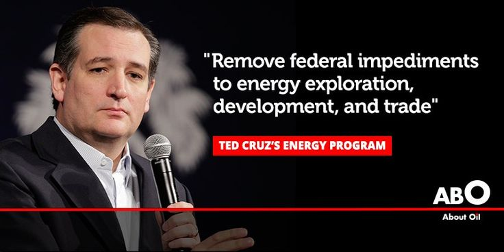 Jeb Bush endorses Ted Cruz for president. Find out where Cruz stands on energy topics bit.ly/Candidates_Cruz