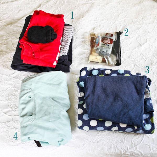 37 Weeks: Packing The Hospital Bag | Baby KERF