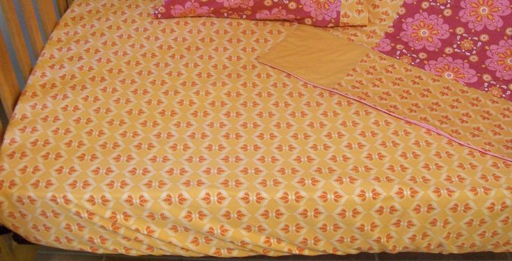 Organic Crib Sheet, Toddler Crib Sheet: Garden Paradise ~ Orange Blossom ~ Organic Cotton Fitted Crib, Orange, Organic Toddler Sheet by DelanoDesignsHome on Etsy https://www.etsy.com/listing/170630284/organic-crib-sheet-toddler-crib-sheet