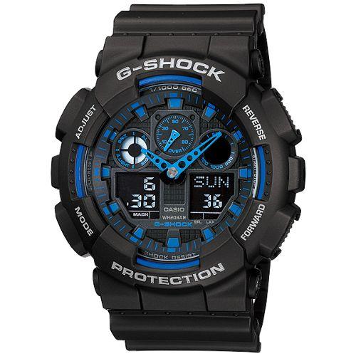Casio ga-100-1a2dr g-shock erkek saati ürünü, özellikleri ve en uygun fiyatların11.com'da! Casio ga-100-1a2dr g-shock erkek saati, erkek kol saati kategorisinde! 580