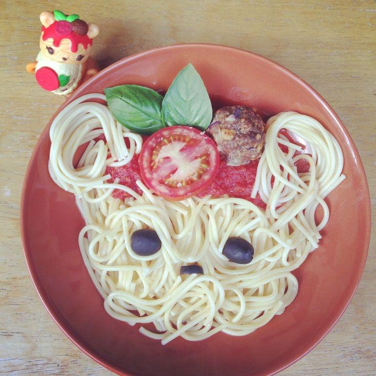 Spaghetti Num - Hearty Spaghetti