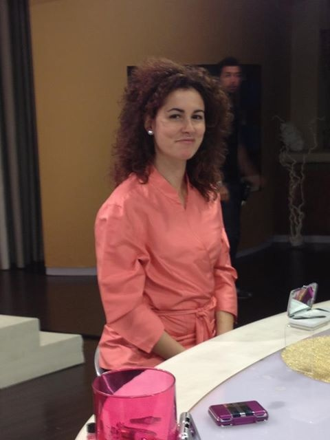 Behind the scenes at QVC Italy