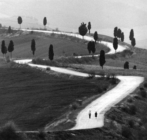 Gianni Berengo Gardin  Toscana, 1965