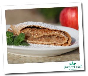 Apple Strudel with Stevia: Diabetes Friendly Fall Dessert ...