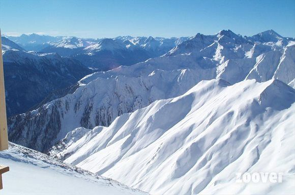 """Fiss Tirol, Oostenrijk. Een bezoeker op Zoover: """"De """"Kaunetaler Gletsjer"""" echt een aanrader."""" #oostenrijk #wintersport #sneeuw #bergen #skien #tirol"""