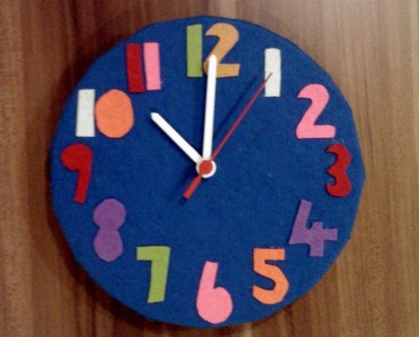 Kartondan Saat Yapmak İster misiniz?