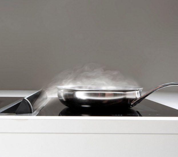 quieres saber lo ltimo en campanas de cocina las campanas extractoras de encimera son