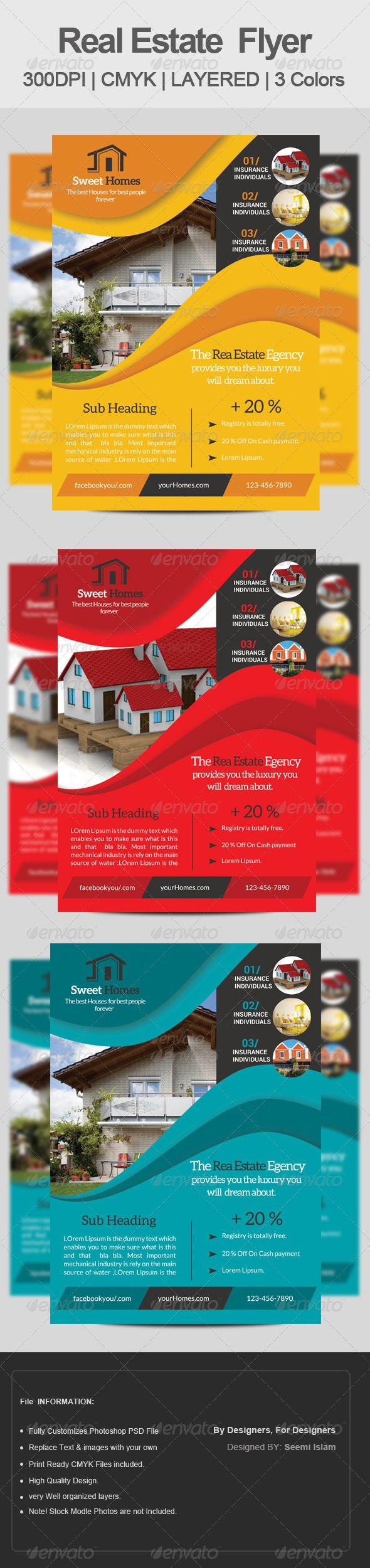 best images about marketing design ideas denver simple real estate flyer template