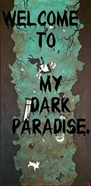 Dark artwork #darknessrules #darkevil #me