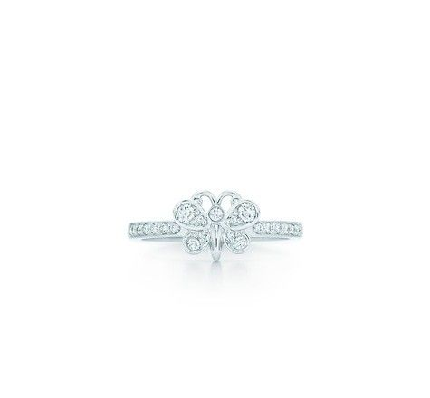 Tiffany Enchant Butterfly Ring
