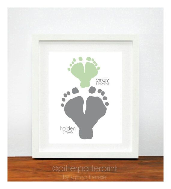 Footprint picture