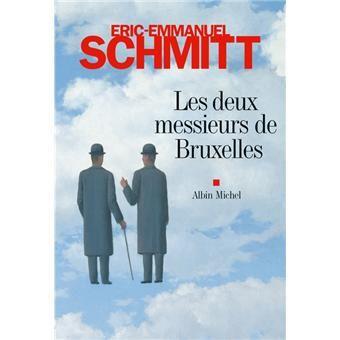 Les deux messieurs de Bruxelles - Eric-Emmanuel Schmitt