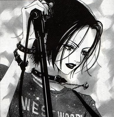 You know when you've read a manga series about a thousand times and watched the anime a thousand times because you've fallen in love with a character? I absolutely adore everything about Nana Osaki and everything she stands for :'3 Nana will always be my favourite manga. Always. <3