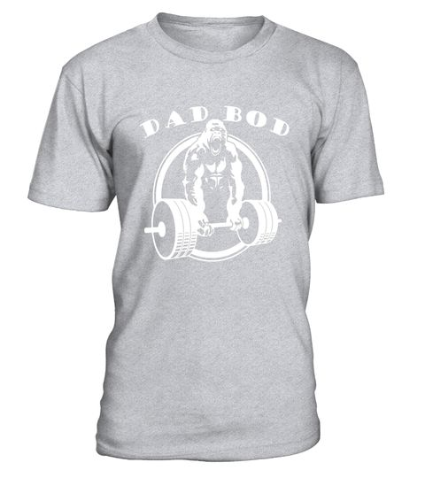 """# Mens Dad Bod Tees, Funny Gorilla Gym Shirts, Father's Day Shirts .  Special Offer, not available in shops      Comes in a variety of styles and colours      Buy yours now before it is too late!      Secured payment via Visa / Mastercard / Amex / PayPal      How to place an order            Choose the model from the drop-down menu      Click on """"Buy it now""""      Choose the size and the quantity      Add your delivery address and bank details      And that's it!      Tags: Official Fathers…"""