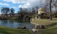 Romantic Park at Esterházy Palace, Eisenstadt, Austria
