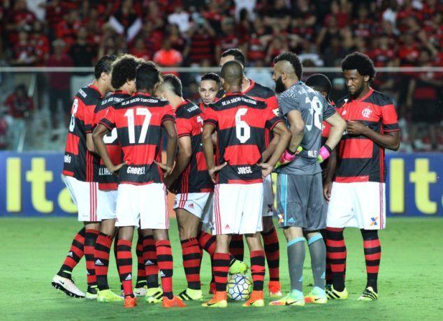 Brasileirão veja a provável escalação do Flamengo para jogo contra Figueirense