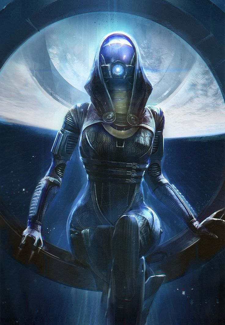 TaliZorah - Pictures & Characters Art - Mass Effect 2