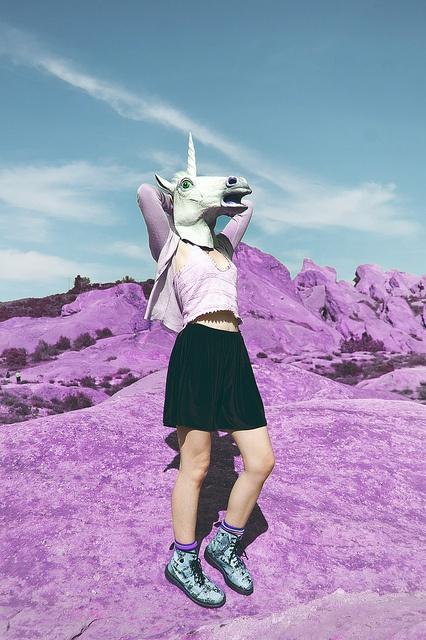 Unicorn Girl | Flickr: Intercambio de fotos