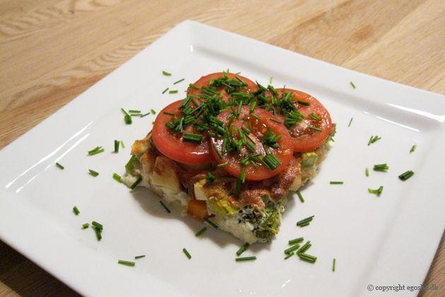 """EGOSHE.dk - En madblog med South Beach opskrifter og andet godt...: Grøntsags""""gratin"""""""