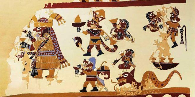Varázslás és orvoslás az azték, maya és inka birodalomban