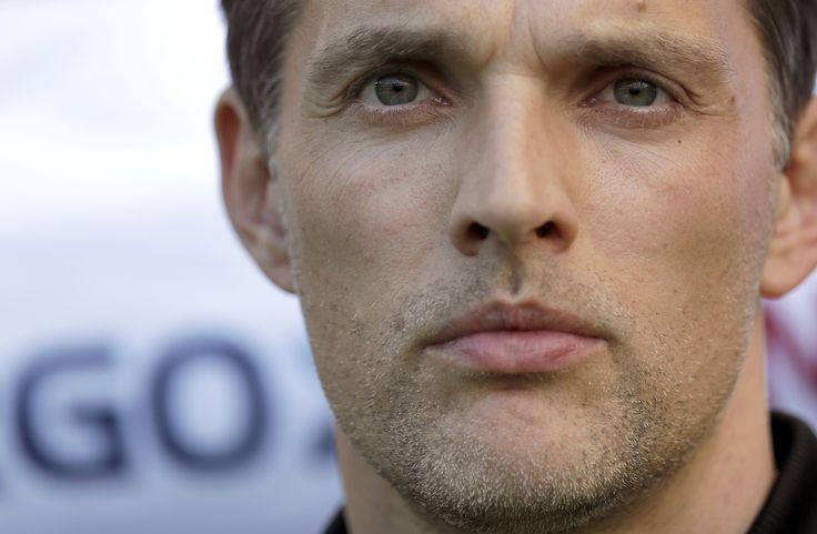 Borussia Dortmund fires Thomas Tuchel as coach