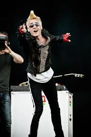 30 Seconds to Mars Rock Werchter 2010