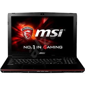 Notebook MSI GP62 2QE-221CZ Leopard Pro