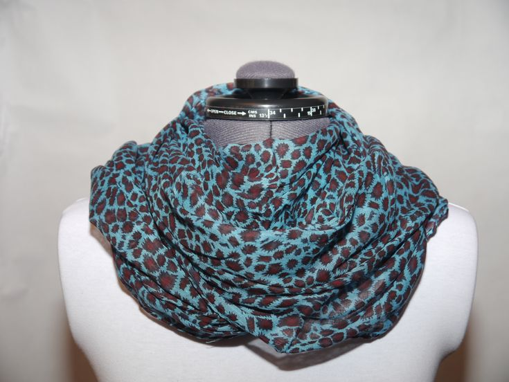 #bomullsscarf 129:- @ http://decult.se/store/products/bomullsscarf-aquamarin