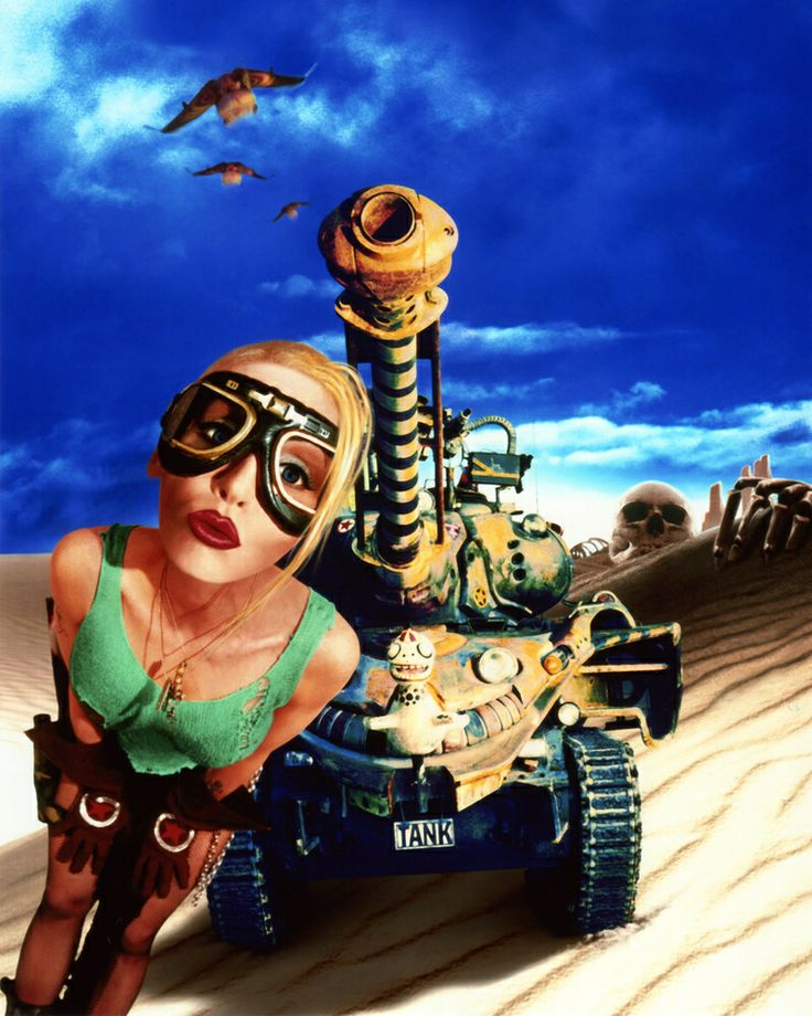 80 Best Tank Girl Images On Pinterest