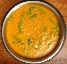 Pumpkin and Quinoa Soup