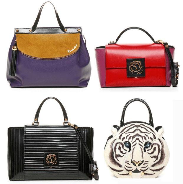 5 Braccialini Handbags Fall Winter 2014 2015 - pictures, photos, images