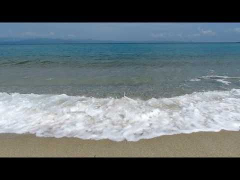 Christian Guided Meditation 'Be Still and Know' with Ocean Sounds & Scripture Lullaby - YouTube