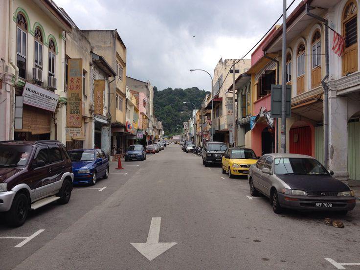 Kuala Klawang town