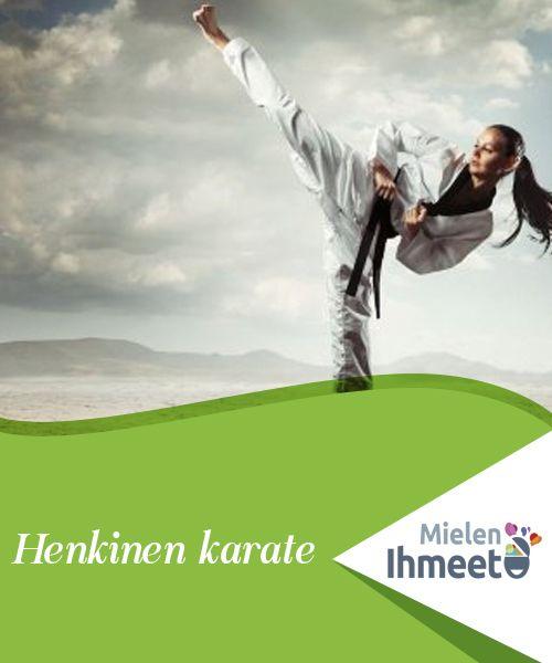 Henkinen karate.  Vuonna 2015 #edesmennyt espanjalainen #psykologi ja kirjailija #Bernabé Tierno tuli kuuluisaksi opetuksistaan ja etenkin #kirjastaan Mental #Karate.