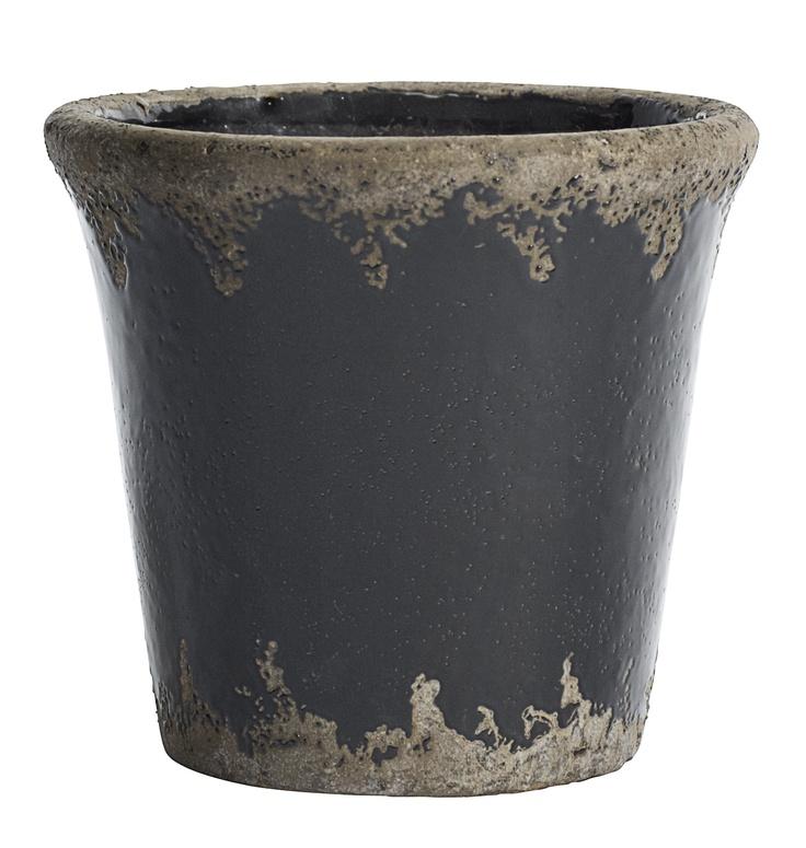 Flower pot - Black