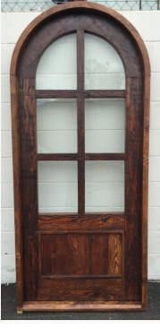 Rustic-reclaimed-lumber-kiln-dried-wood-stained-Arched-Door-36
