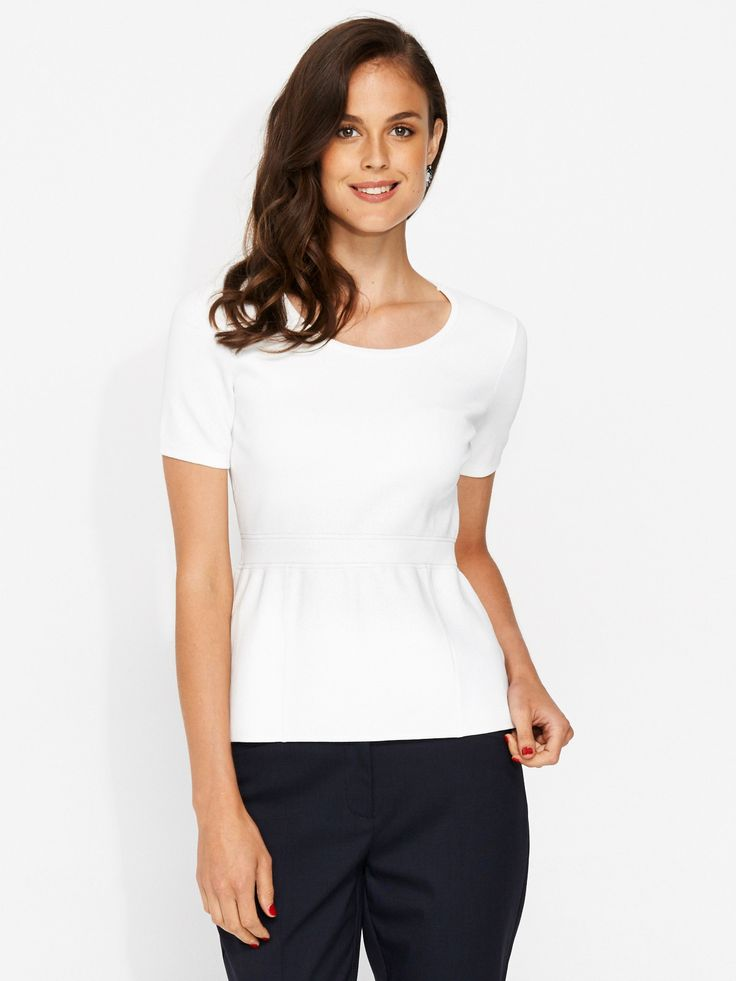 Image for Milano Peplum from Portmans