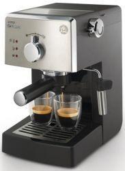 Espressor Philips Saeco HD8325/09, 1 l, 15 bari, inox - discount 25%