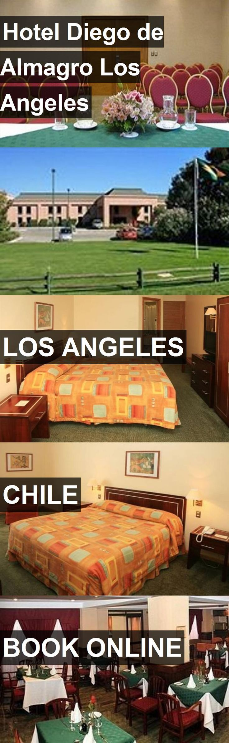 Hotel Hotel Diego de Almagro Los Angeles in Los Angeles, Chile. For more information, photos, reviews and best prices please follow the link. #Chile #LosAngeles #HotelDiegodeAlmagroLosAngeles #hotel #travel #vacation