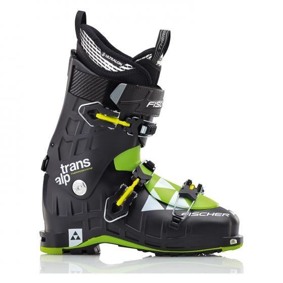 Bottes de ski alpin Fischer Transalp Thermoshape pour hommes