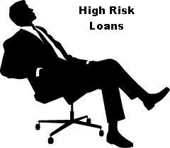 High risk loans are provided money for those people who have poor credit history but need instant money or want money to satisfy the urgent needs. In the case of these loans, the borrower gets risk free money as there is not asset assessment process. These mortgages are mostly in the unsecured form so the rate of interest is reasonable for the borrowers.
