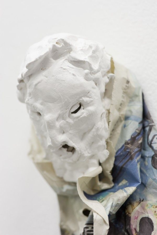 Artist: Kaoru Arima    Venue: Misako & Rosen, Tokyo    Exhibition Title: We are all monsters living in a ghost town    Date: January 15th – February 12th, 2012